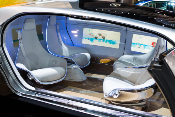 How will the proliferation of autonomous vehicles affect sustainability?